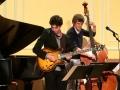 recital bass and guitar